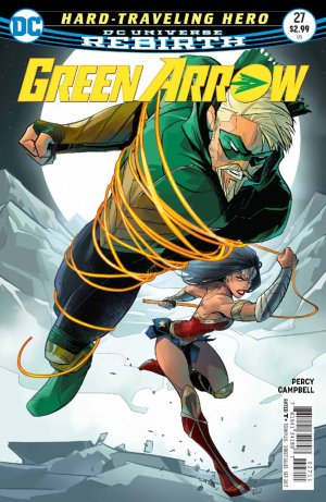 Green Arrow # 27 Issues V6 (2016 - Ongoing)