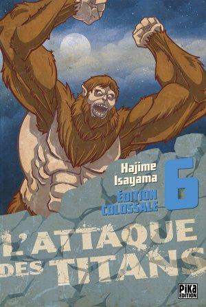 L'Attaque des Titans 6 Colossale