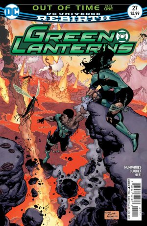 Green Lanterns # 27 Issues V1 (2016 - Ongoing)