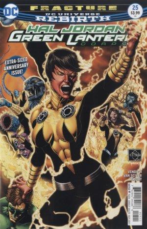 Green Lantern Rebirth # 25 Issues (2016-2018)
