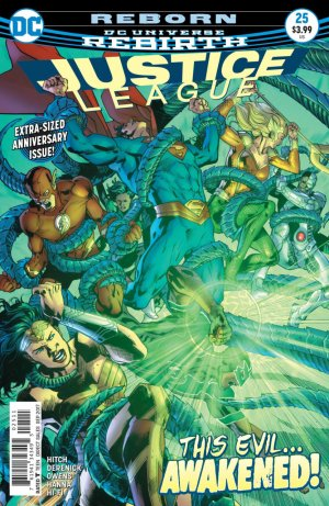 Justice League # 25 Issues V3 - Rebirth (2016 - 2018)