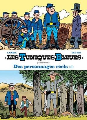 Les tuniques bleues présentent # 8