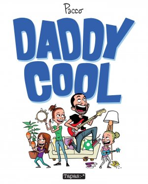 Daddy cool édition simple
