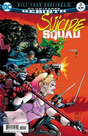 Suicide Squad # 21 Issues V5 (2016 - 2019) - Rebirth