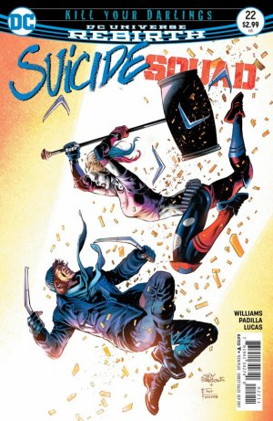 Suicide Squad # 22 Issues V5 (2016 - 2019) - Rebirth