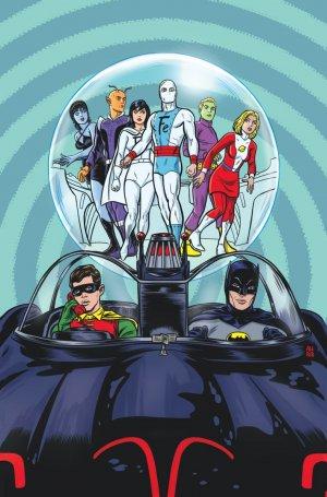 Batman '66 Meets the Legion of Super-Heroes édition Issues