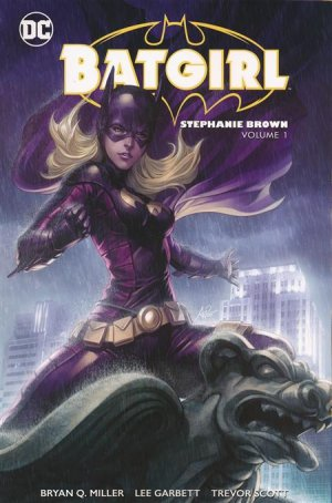 Batgirl - Stephanie Brown édition TPB softcover (souple)