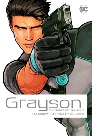 Grayson - The Superspy 1