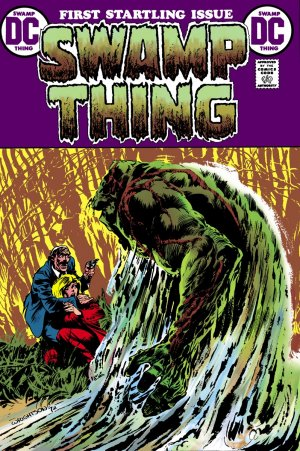 The saga of the Swamp Thing # 1 TPB hardcover (cartonnée) - Omnibus