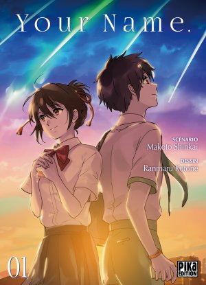 Your name. édition Simple