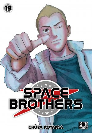 Space Brothers 19 simple