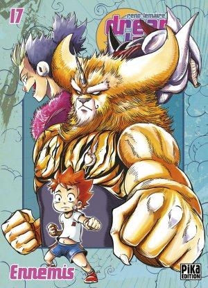 couverture, jaquette Dreamland 17  (Pika) Global manga