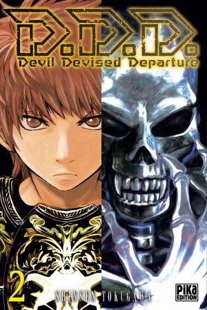 D.D.D. - Devil Devised Departure 2 Simple