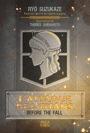 L'attaque des titans - Before the fall édition Simple