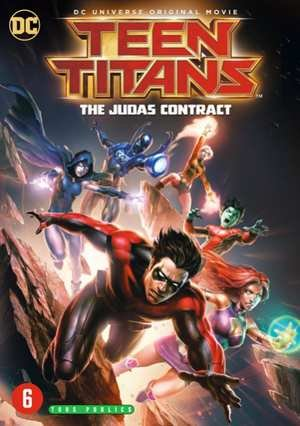 Teen Titans: The Judas Contract édition Simple