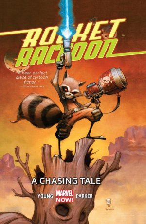 Rocket Raccoon édition TPB Softcover (souple) - Issues V2