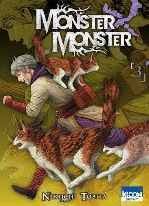 Monster x Monster T.3