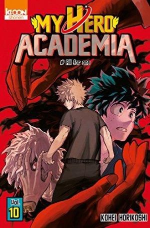My Hero Academia # 10
