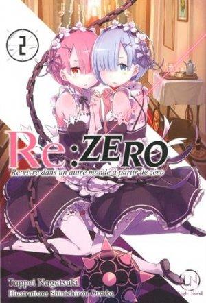 Re:Zero - Re:Vivre dans un nouveau monde à partir de zéro T.2
