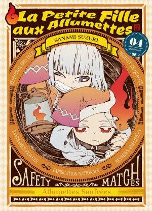 couverture, jaquette La petite fille aux allumettes 4  (Komikku Editions)