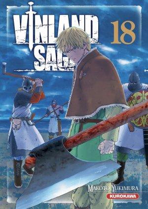 Vinland Saga 18 Française