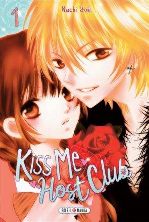 Kiss me host club 1 Simple