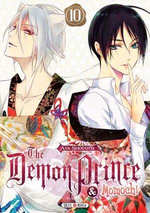 The Demon Prince & Momochi # 10