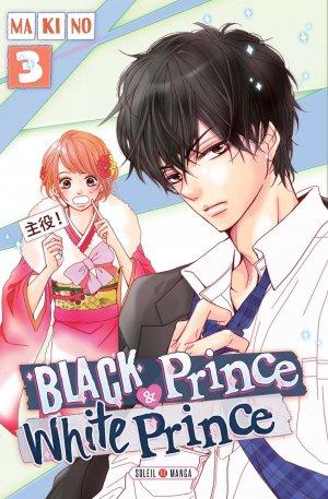 Black Prince & White Prince # 3