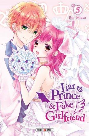 Liar Prince & Fake Girlfriend 5 Simple