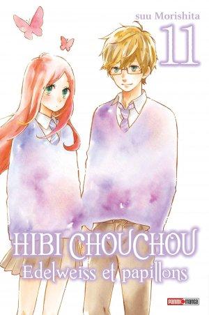 Hibi Chouchou - Edelweiss et Papillons 11 Simple