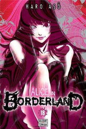 Alice in Borderland T.18