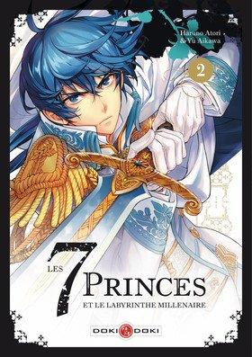 Les 7 princes et le labyrinthe millénaire 2 Simple