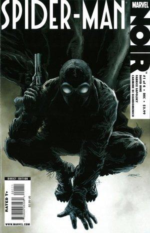 Spider-man Noir # 1 Issues