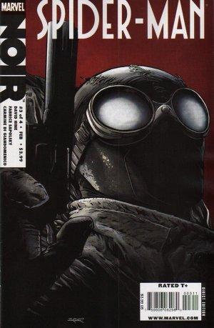 Spider-man Noir # 3 Issues