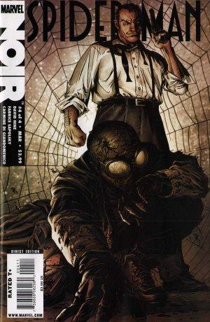 Spider-man Noir # 4 Issues