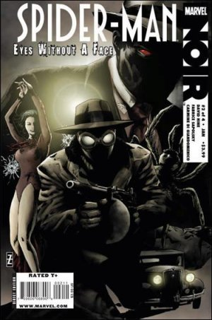 Spider-Man Noir - Eyes Without A Face # 2 Issues