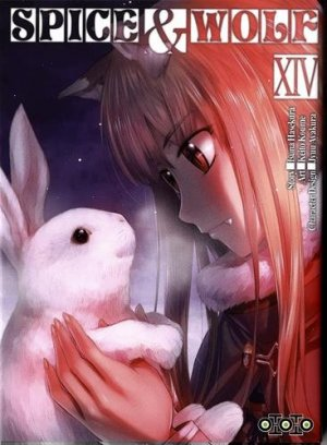 Spice and Wolf 14 Simple