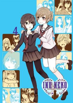 Inu & Neko 4 Manga