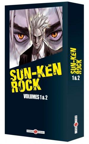 Sun-Ken Rock édition Écrins 2017