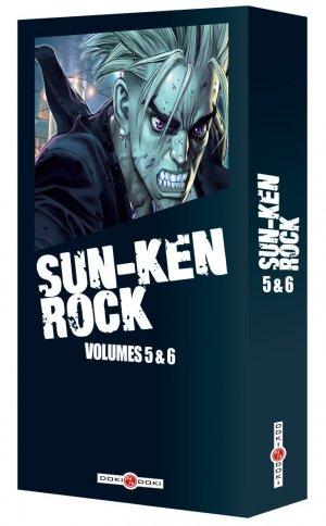 Sun-Ken Rock 3 Écrins 2017