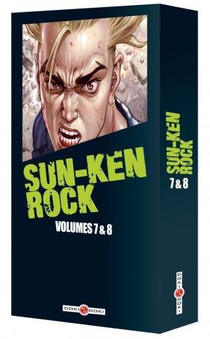 Sun-Ken Rock 4 Écrins 2017