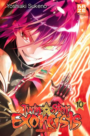 Twin star exorcists – Les Onmyôji Suprêmes # 10