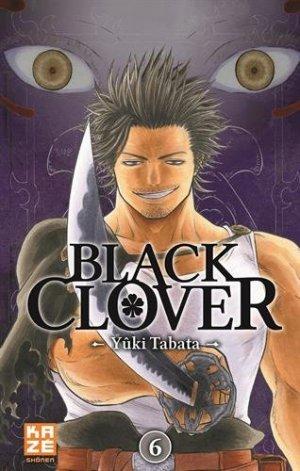 Black Clover # 6
