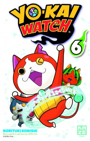 Yo-kai watch # 6
