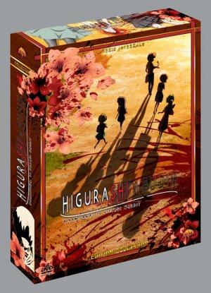 Higurashi no Naku Koro Ni - saison 1 édition COLLECTOR Intégrale - VO/VF Gold