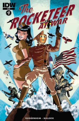 The Rocketeer at War édition Issues (2015 - 2016)