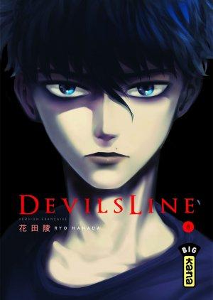 couverture, jaquette Devilsline 8  (kana)