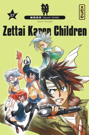 Zettai Karen Children # 27