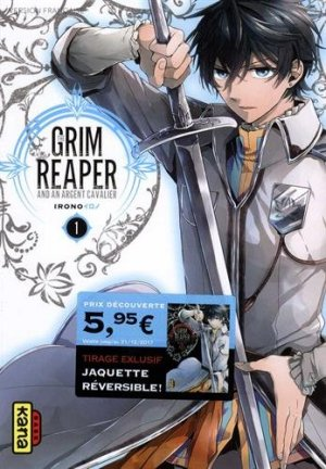 The grim reaper and an argent cavalier # 1