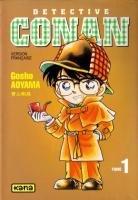 Detective Conan édition 1ère édition
